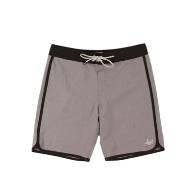 Lost Buster Boardshort Heather Grey