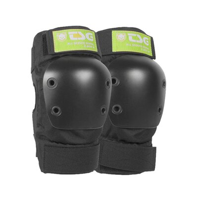 TSG Elbow Pads All Ground Black