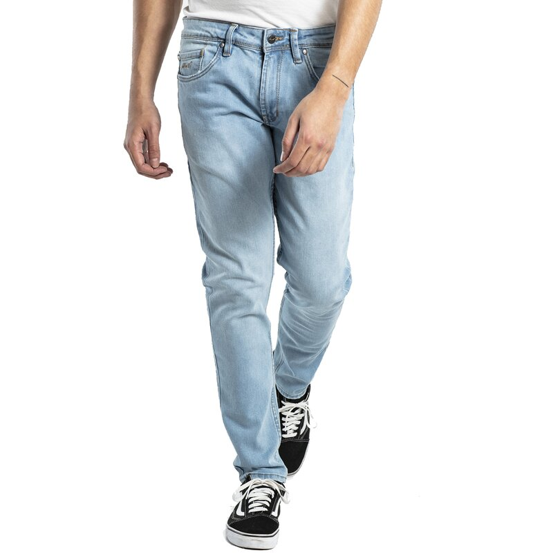 Reell Spider Jeans Light Blue Grey Wash