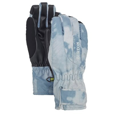 Burton Womens Profile Under Glove Bleached