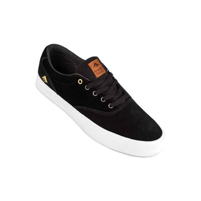 Emerica Provost Slim Vulc Black/White/Gum