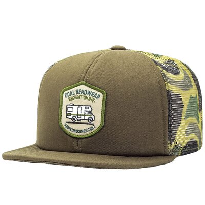 Coal The Rambler Cap Olive
