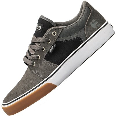 Etnies Barge LS Grey/Black/Silver