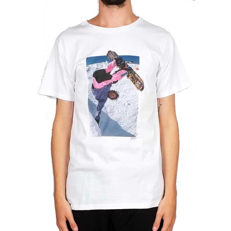 Dedicated Stockholm Ants Tee Marton Willners White