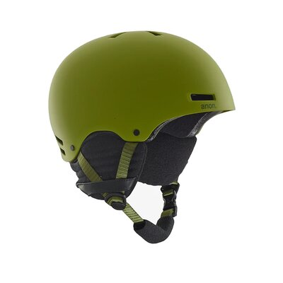 Burton Anon Raider Helm Green