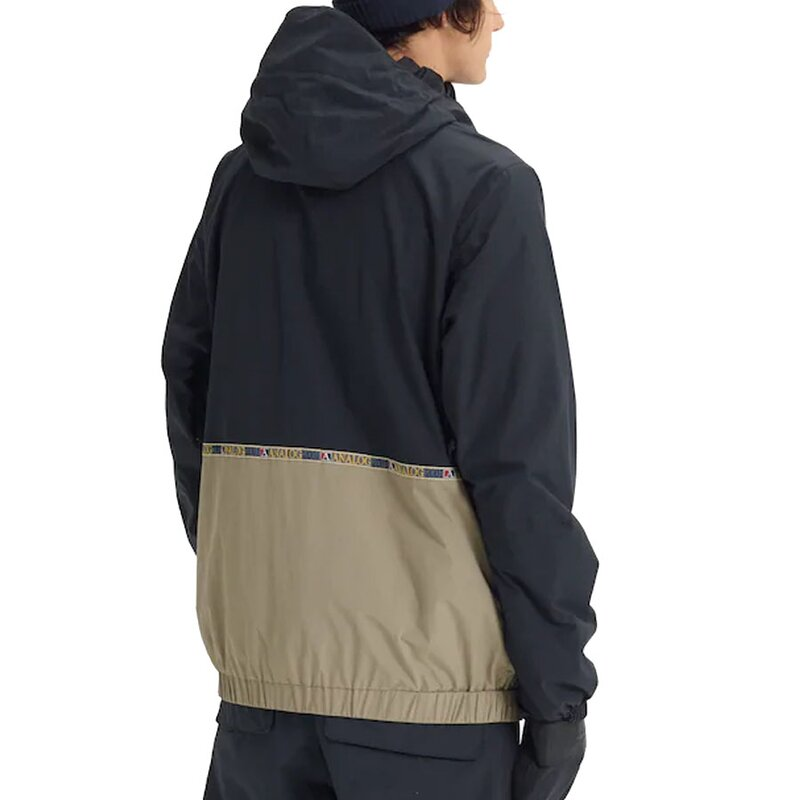 Analog Blast Jacket True Black/Twill