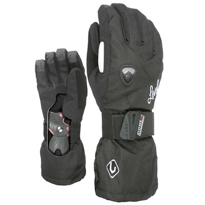Level W Butterfly Protection Glove Black