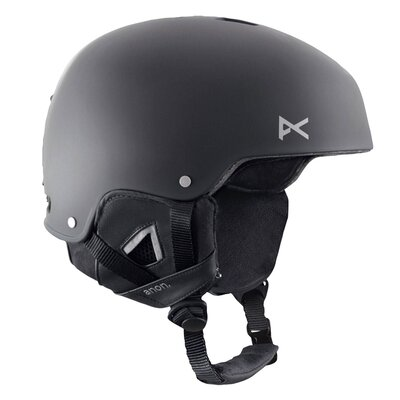 Burton Anon Striker Helm Black