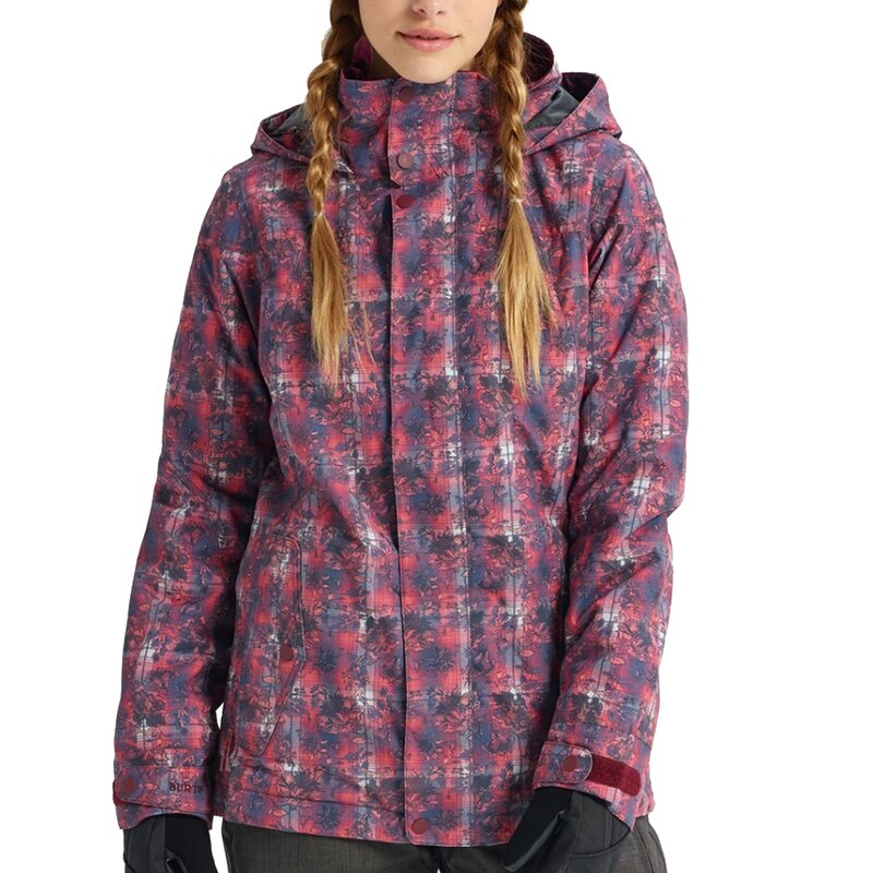 Burton Jet Set Jacket Nevermind
