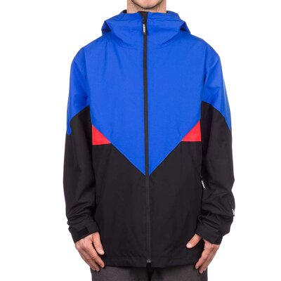 Adidas Premiere Riding Jacket Black/White/Blue