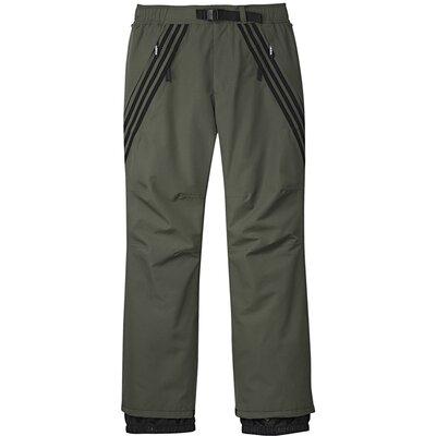 Adidas Riding Pant Basegreen/Black