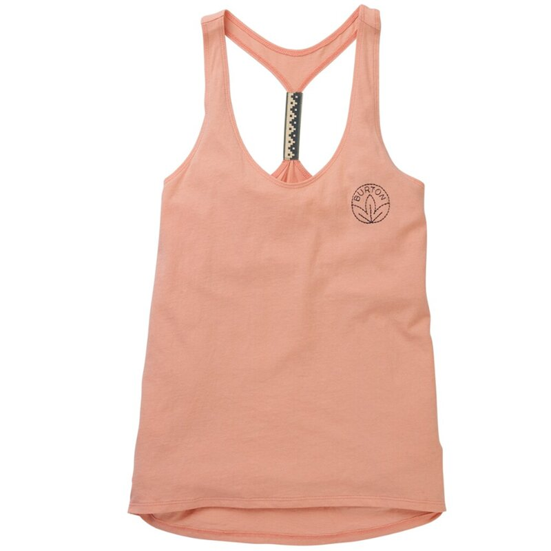 Burton Baltra Tank Dusty Pink