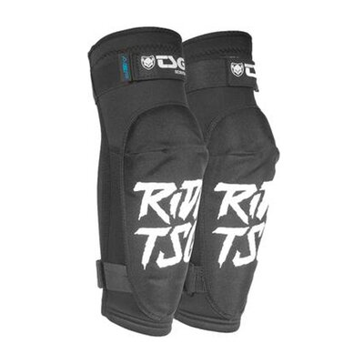 TSG Elbow Pads Scout A Ripped Black