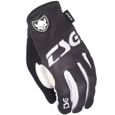 TSG Bike Gloves Slim Black