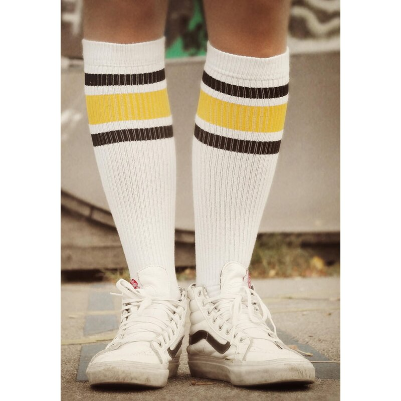 Spirit of 76 Black n Yellow Hi