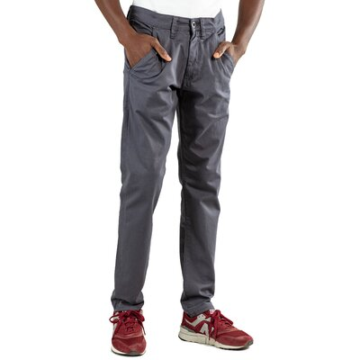Reell Flex Tapered Chino Dark Grey