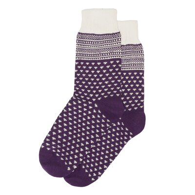 Wemoto Socks Avon Purple