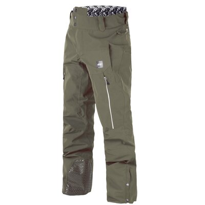 Picture Object Snow Pant Dark Army Green