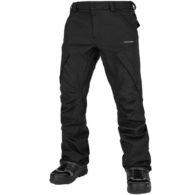 Volcom Articulated Snow Pant Black