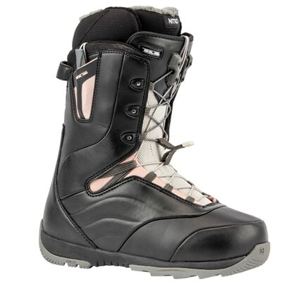 Nitro Wmns Crown TLS Boot Black/Rose 2020