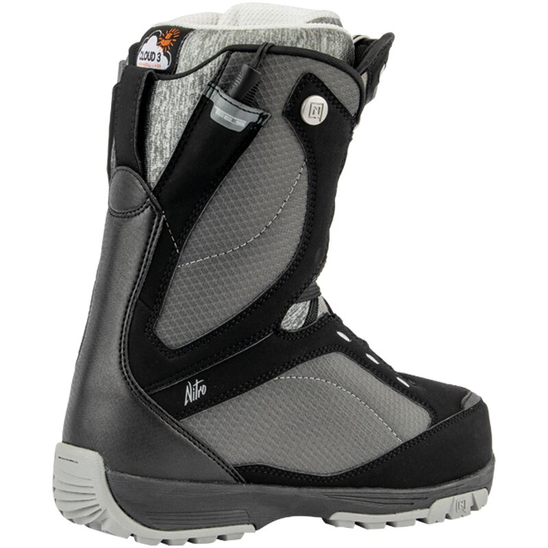 Nitro Wmns Monarch TLS Boot Black 2020
