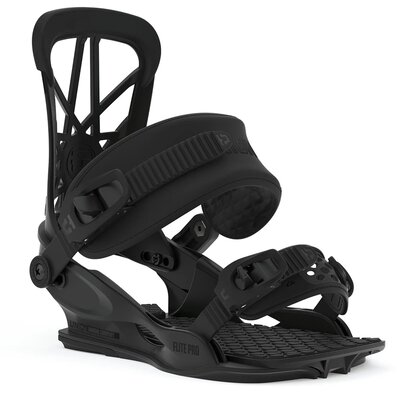 Union Flite Pro Snowboard Bindung Black
