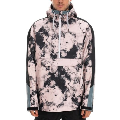 686 Waterproof Anorak Dusty Pink Dazed