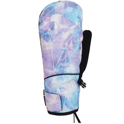 686 Infiloft Majesty Mitt Washed Indigo Suncatcher