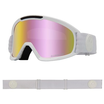 Dragon DX2 Whiteout Lumal Pink Ionized/Lumal Dark Smoke Lens