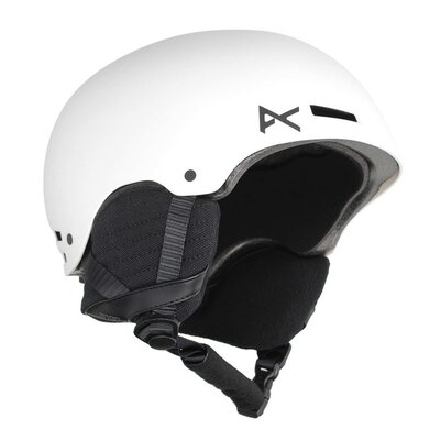 Burton Anon Raider Helm White