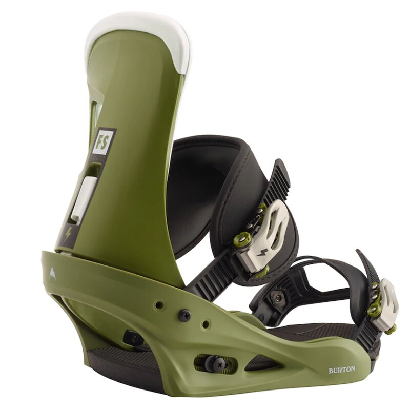 Burton Freestyle Reflex Bindung Camp On Green
