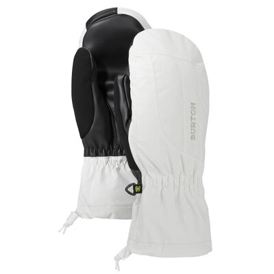 Burton Womens Profile Mitt Stout White