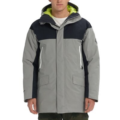 Burton GORE-TEX Putnam Parka Jacket Sterling/True Black