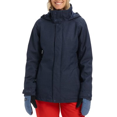 Burton Jet Set Jacket Dress Blues