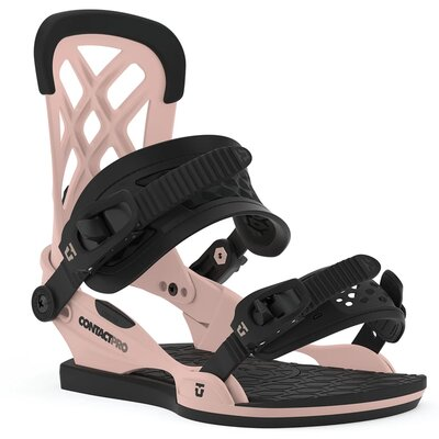 Union Contact Pro Snowboard Bindung Pink