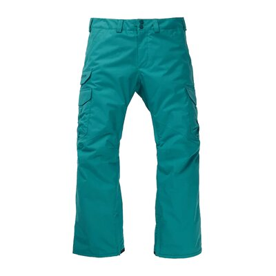 Burton Cargo Pant Relaxed Green-Blue Slate