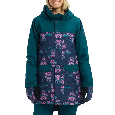 Burton GORE-TEX Eyris Jacket Deep Teal/Dress Blue Stylus