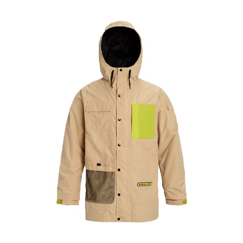 Burton M AG Solitary Jacket Safari
