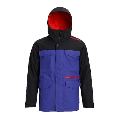 Burton M Covert Jacket Royal / True Black