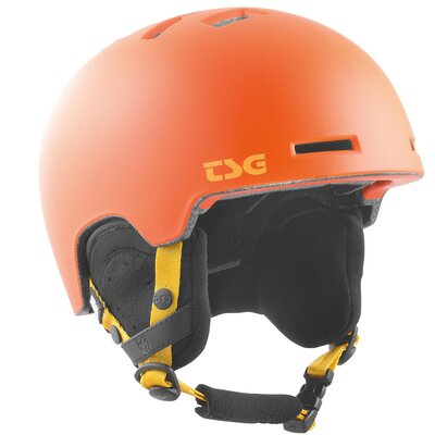 TSG Kids Snow Helm Arctic Nipper Maxi Magma Orange