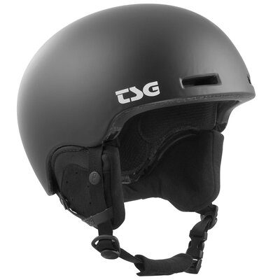 TSG Snow Helm Fly Satin Black