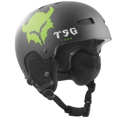 TSG Snow Helm Gravity Graphic Design Sponsor Me