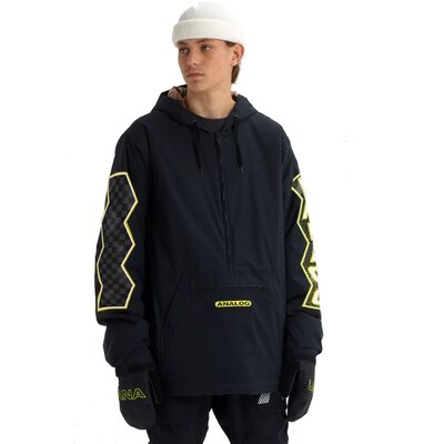 Burton M AG Chainlink Anorak True Black