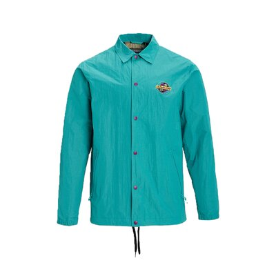 Burton Analog Sparkwave Jacket Green-Blue Slate
