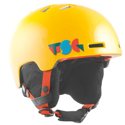 TSG Kids Snow Helm Arctic Nipper Mini Mustard