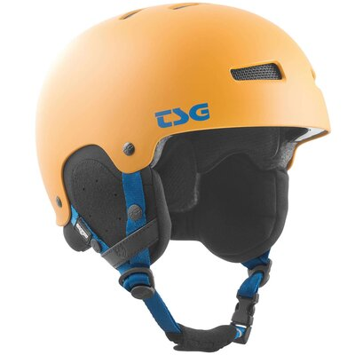 TSG Snow Helm Gravity Solid Satin Earth