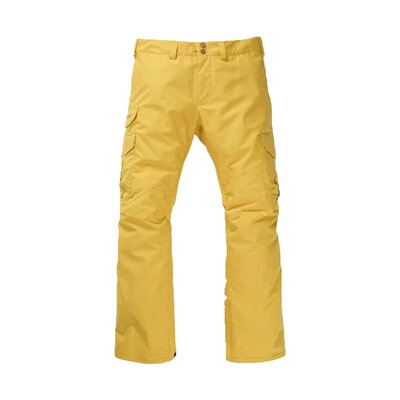 Burton Cargo Pant Relaxed Maize