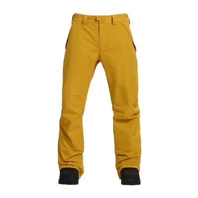 Burton M Vent Pant Golden Rod