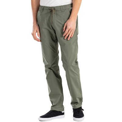 Reell Reflex Beach Pant Light Olive