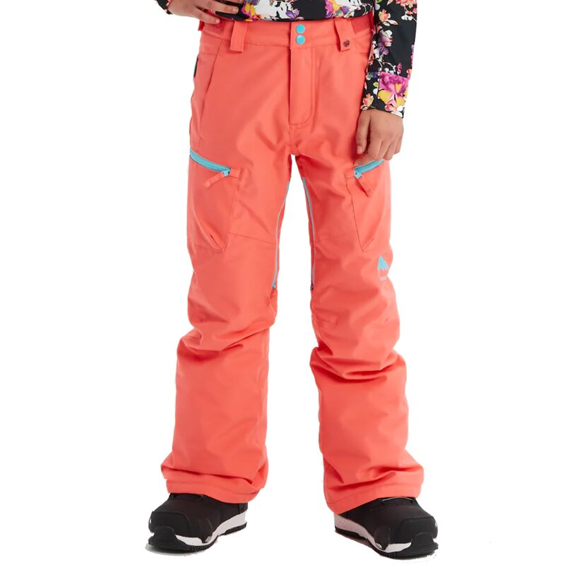 Burton Kids Elite Cargo Pant Georgia Peach